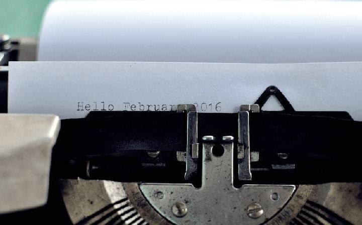 OverType: per i nostalgici della macchina da scrivere