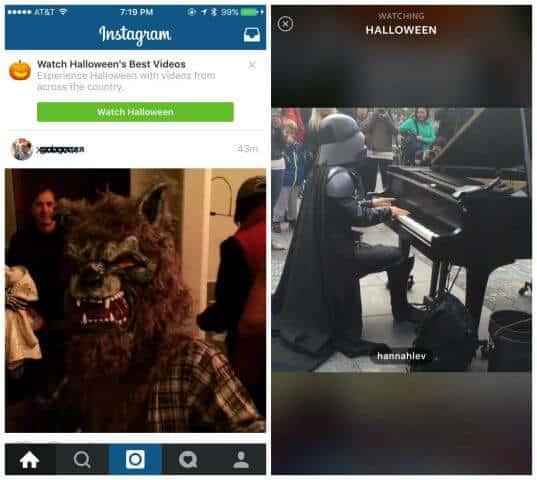 Instagram lancia i canali tematici