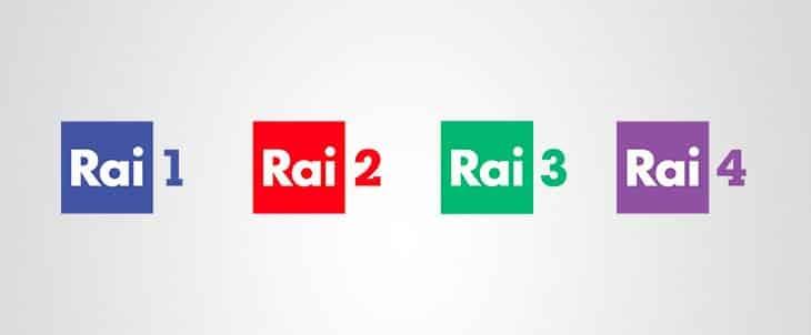 Logo Rai attuale