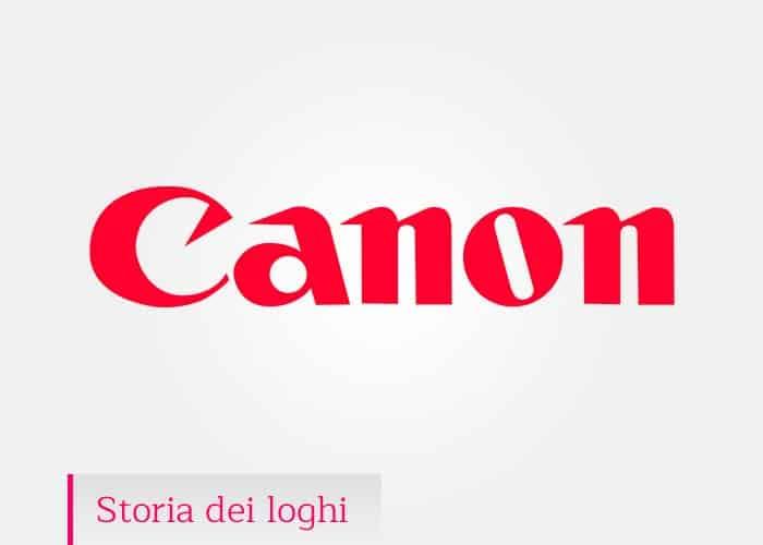 Storia del logo Canon