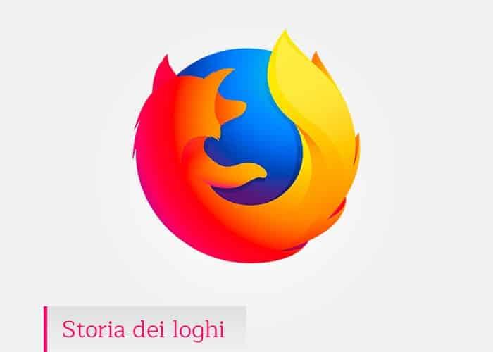Come è cambiato il logo di Firefox