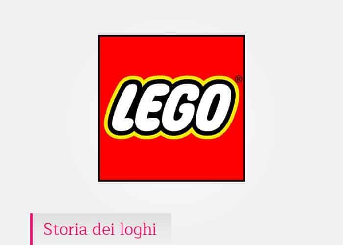 Storia Del Logo Lego Run Design Agenzia Branding Milano