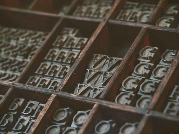 Quali sono le tipologie di font esistenti?