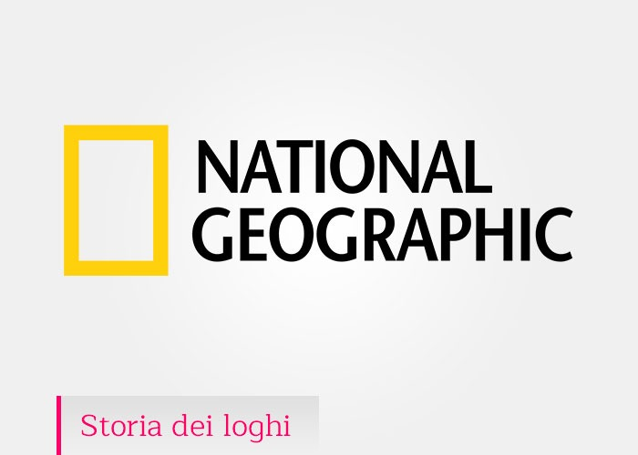 National Geographic: rebranding e nuovo logo