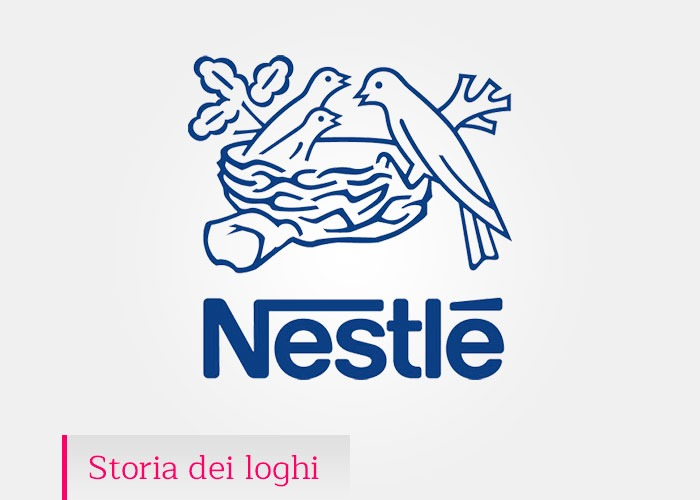La dolce storia del brand Nestlè