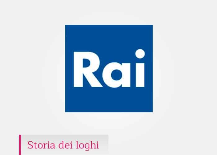 Logo Rai: come è cambiato nel tempo