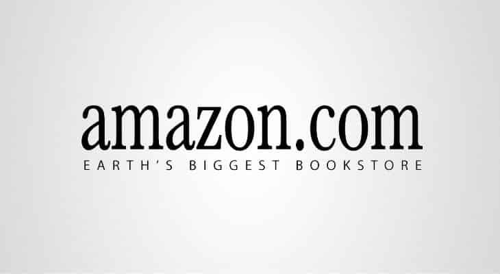 Amazon - il restyle del logo