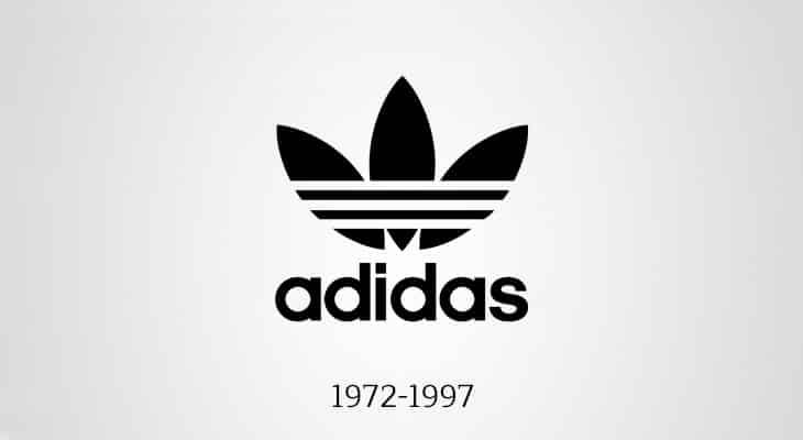 La storia del logo Adidas Run Design Agenzia branding Milano