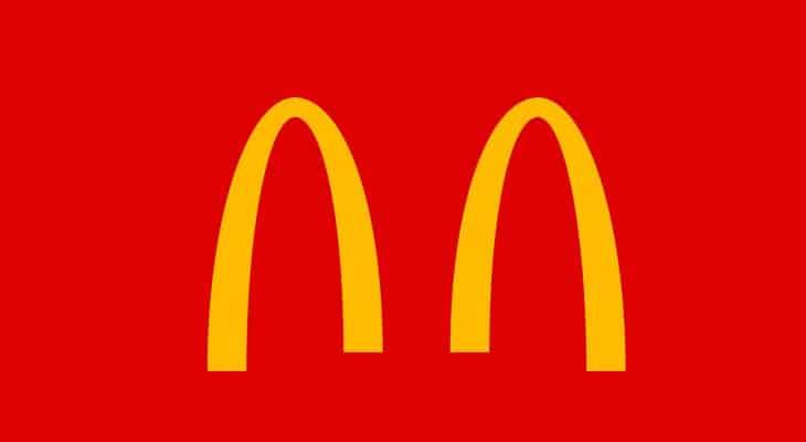 McDonald - Logotipi distanziamento sociale