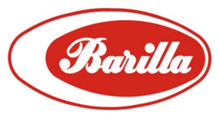 L'uovo stilizzato nel logo Barilla