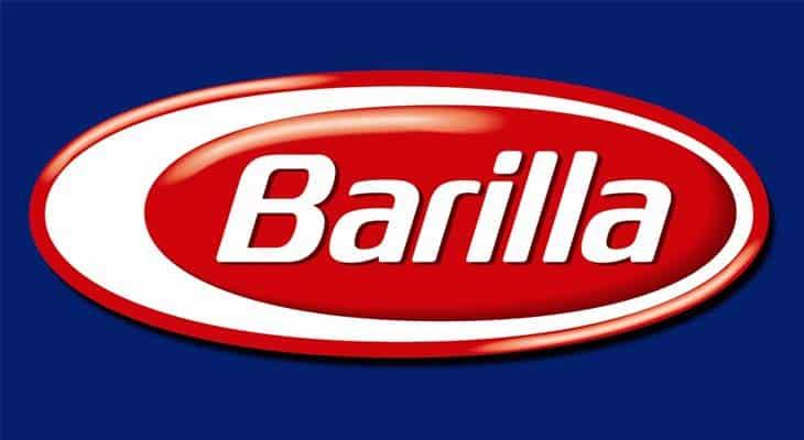 Logotipo Barilla 2002