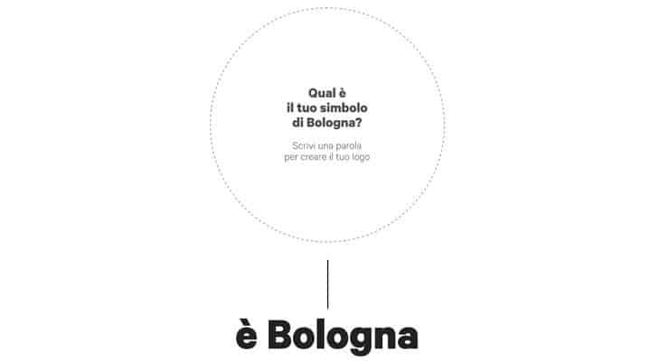 sistema generativo online logo bologna