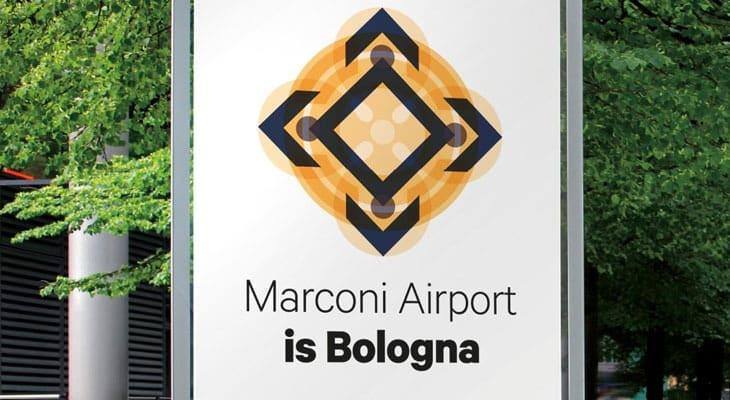 Marconi Airport Bologna Logo