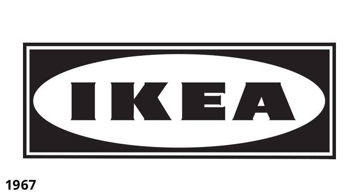 Logo Ikea 1967