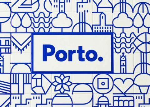 Logo città di Porto