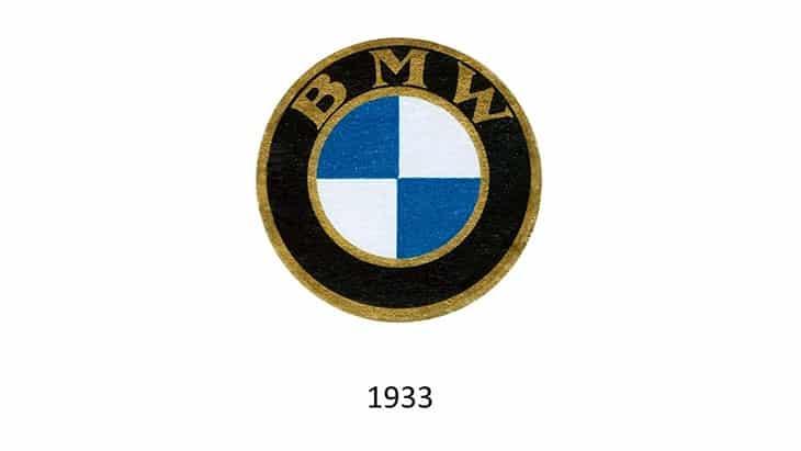 Logo BMW 1933