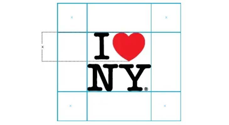 Griglia logo New York