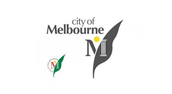 Vecchio logo Melbourne Council