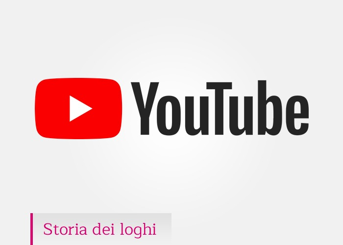 La storia del logo YouTube