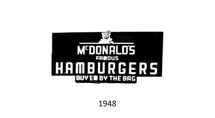 McDonalds Famous Hamburgers