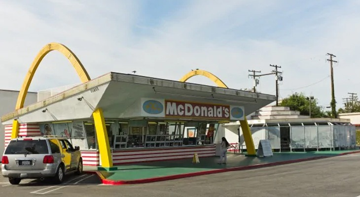 Punto vendita McDonald's
