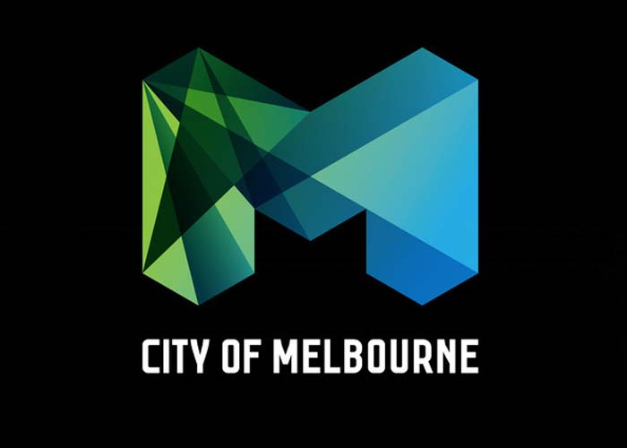 Logo City of Melbourne