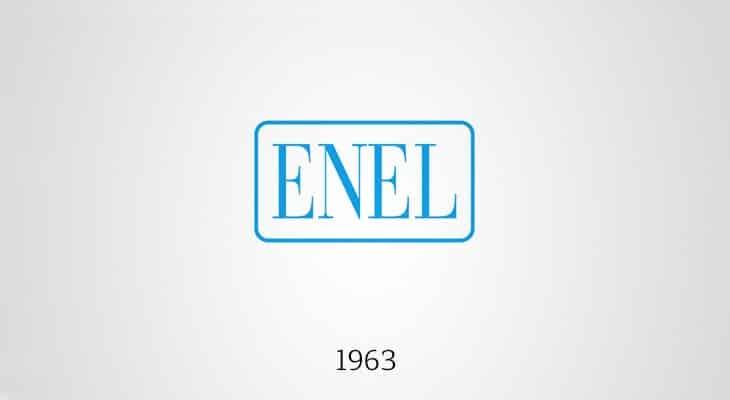 Logo Enel 1963