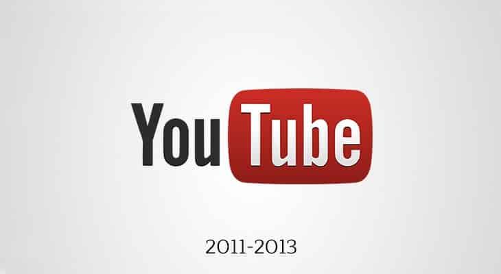 Logo YouTube 2011