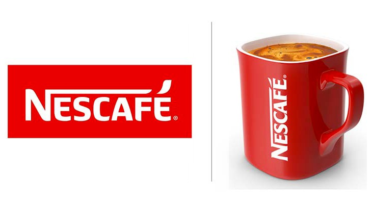 Red Mug Nescafé