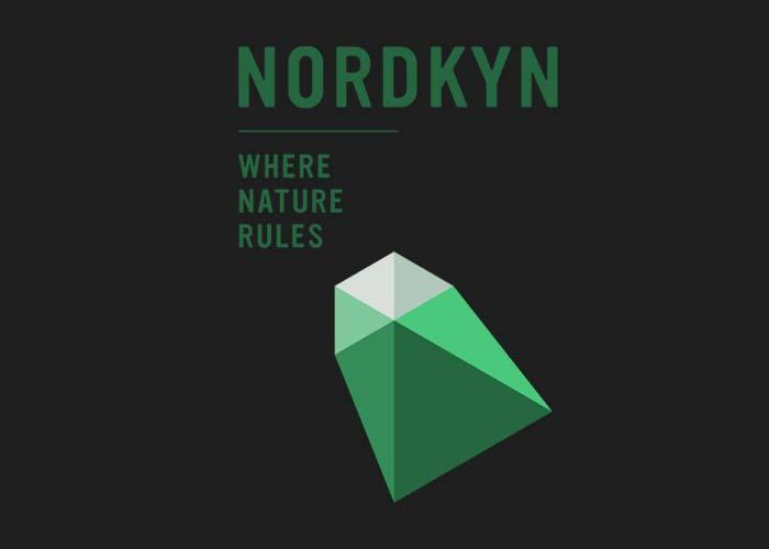 Place branding: il logo di Nordkyn