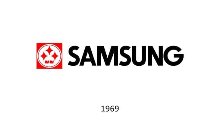 Logo Samsung 1969