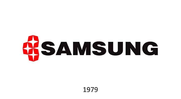 Logo Samsung 1979