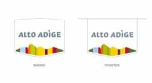 Logo Alto Adige versione attuale