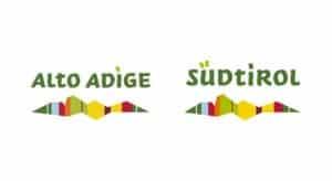 Logo Alto Adige prima versione