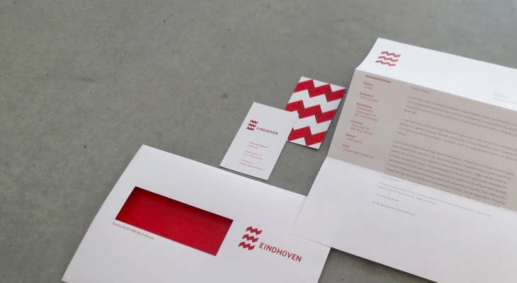 Stationery del logo Eindhoven