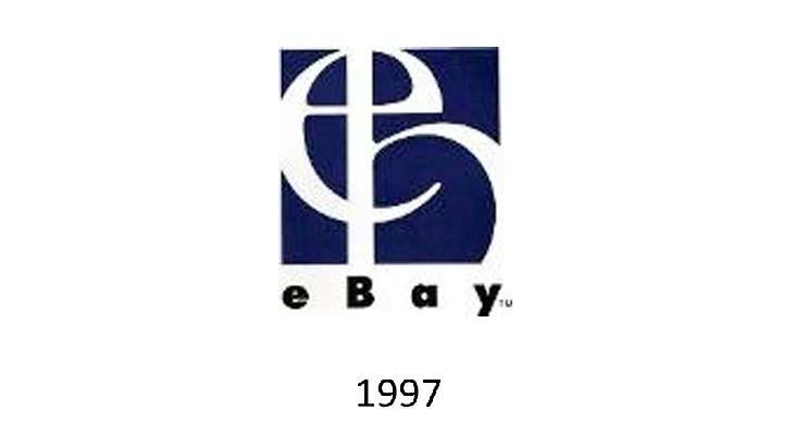 Logo ebay 1997