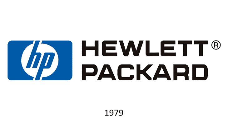 logo hp 1979
