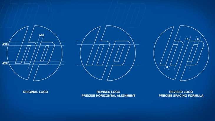 logo hp revisione
