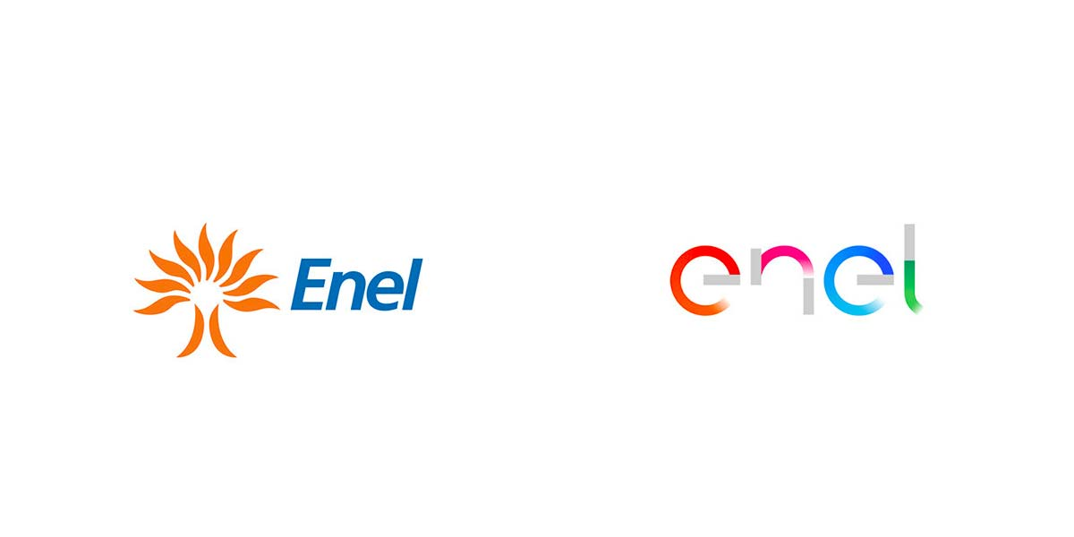 rebranding enel