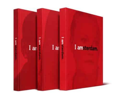 Il libro della mostra I amsterdam
