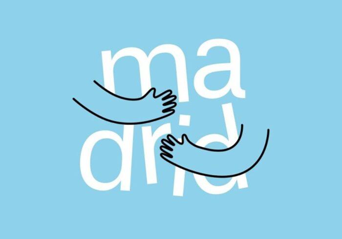 Il nuovo logo del city branding di Madrid