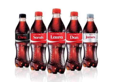 Debranding Coca Cola