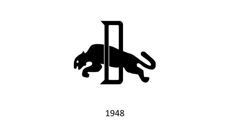Logo Puma 1948