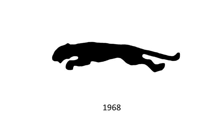 Logo Puma 1968