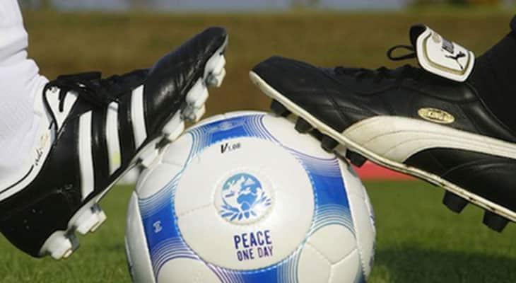 Pace tra Puma e Adidas