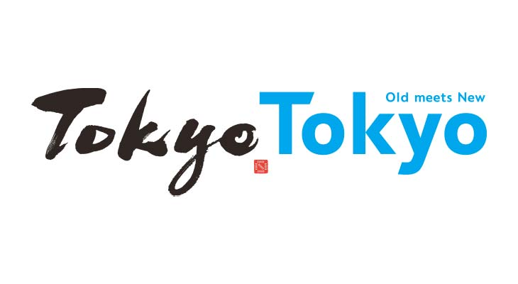 Logo Tokyo old meets new